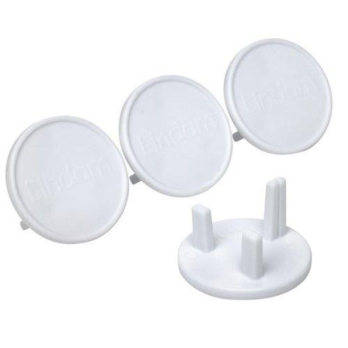 Lindam Safety Plug Socket Covers