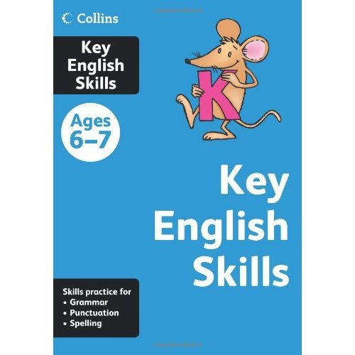 Key English Skills Age 6-7 (Collins Practice)