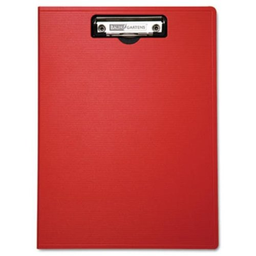 Mobile Ops Portfolio Clipboard Vertical RED (61632)