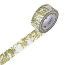 Japanese Style DIY Album Paper Tape Wall Masking Tape-Bamboo