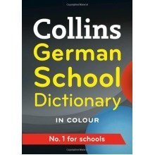 Collins German School Dictionary (collins School)