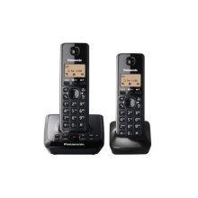 Panasonic KX-TG2722EB Twin DECT Cordless Telephone Set with Answer Machine