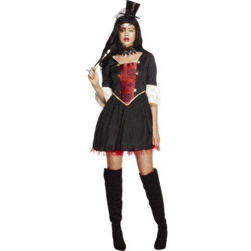 9fa25e33b Small Black Women's Vampire Princess Fancy Dress Costume - vampire costume  fancy dress princess outfit ladies womens halloween fever adult sexy on  OnBuy