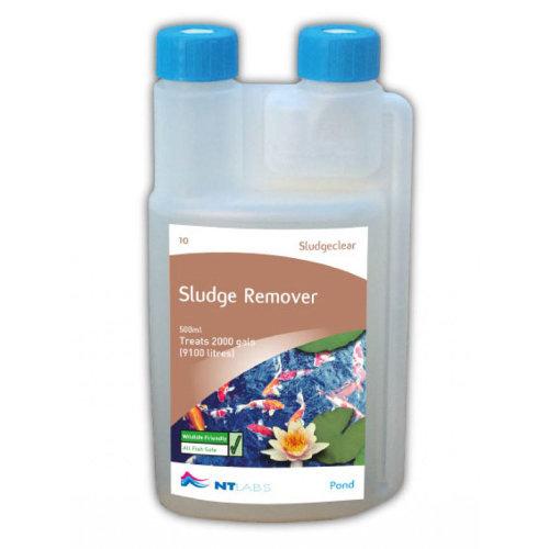 NT Labs Pond Aid Sludgeclear Sludge Remover 500ml