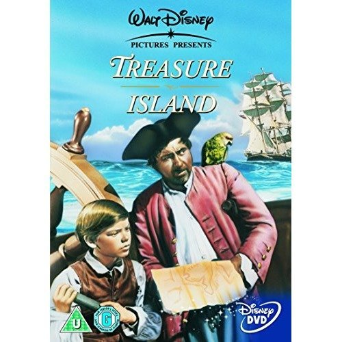 Treasure Island [dvd] [1950]