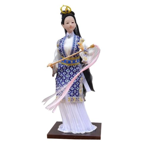 3f1eb0a0c Chinese Ancient Beauty Vintage Doll Restaurant Doll Figurine 09 on OnBuy