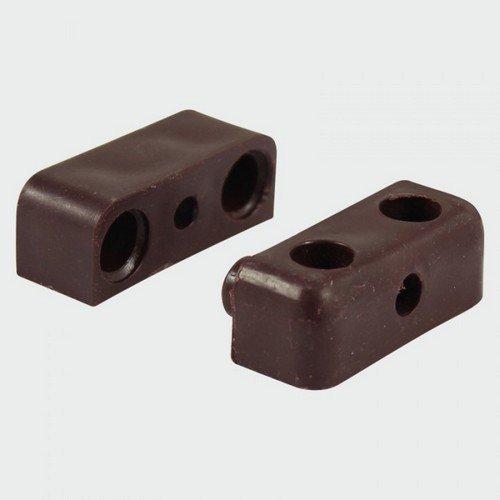 TIMco KDBROWNP Knock Down Block Brown 35 x 25 x 12mm Bag of 4