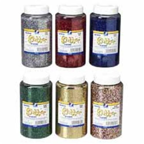 Pacon Corporation PAC91780 Sparkling Crystals Glitter- 16 Oz- Gold