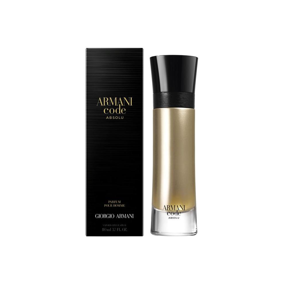 f5aff41d4fe135 Armani Code Absolu Parfum 110ml For Men on OnBuy