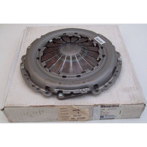 Vauxhall Opel Corsa D Astra H  Genuine New Clutch Pressure Plate GM 93183761