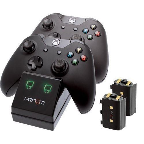 Venom Twin Battery Pack and Stand Xbox One - VS2851