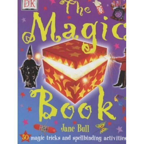 The Magic Book (Jane Bull's Activity Books)