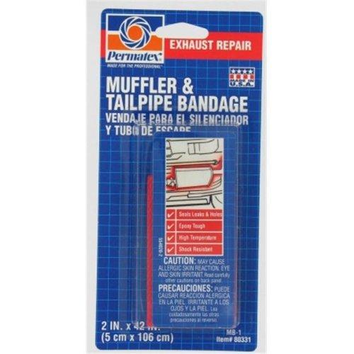 Permatex Muffler & Tailpipe Bandage  80331