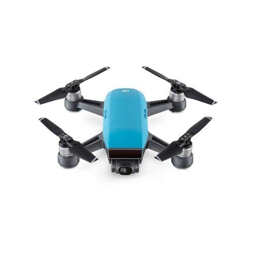 DJI Spark Fly More Combo 4rotors Quadcopter 12MP 1920 x 1080pixels 2970mAh Black, Blue camera drone