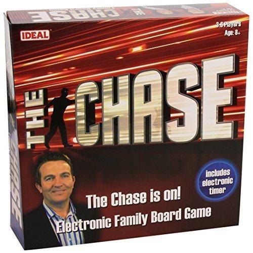John Adams The Chase Game