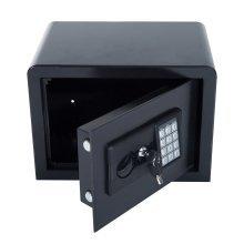 "Homcom 13.8"" Security Safe Box Electronic Digital Key Lock Cabinet Jewelry Cash Money"
