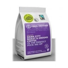 Equal Exchange - Org F/T Dark Ground Coffee 227g