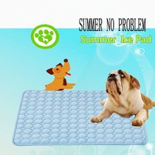 Summer  Ice Pad Pet Dog Kitty Cooling Bed Ice Pad Cushion Pet Soft Safety Pad cooling Cat Dog Mat