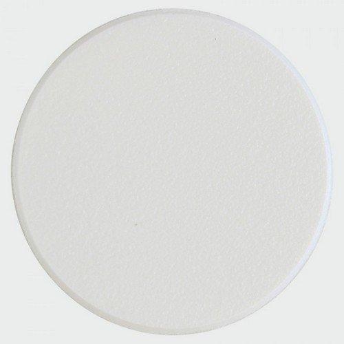 TIMco COVERWM13 Adhesive Caps White Matt 13mm Pack of 112