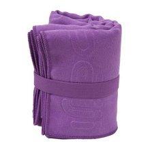 Fast Drying Beach Swimming Towel Bath Travel Sports Towels Absorbent - Purple