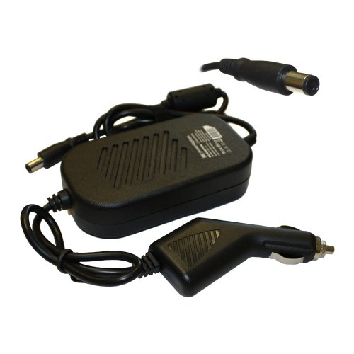 HP Envy 17-3290el Compatible Laptop Power DC Adapter Car Charger