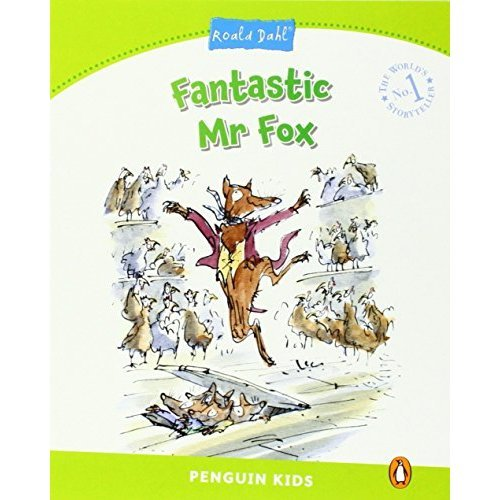 Level 4: The Fantastic Mr Fox (Pearson English Kids Readers)