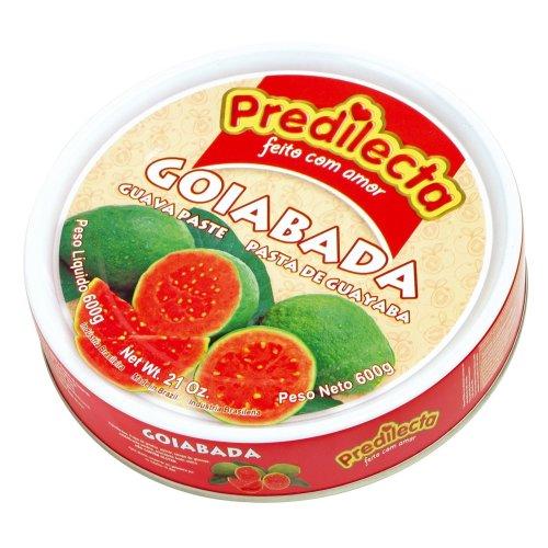 Predilecta Guava Paste Canned 600G