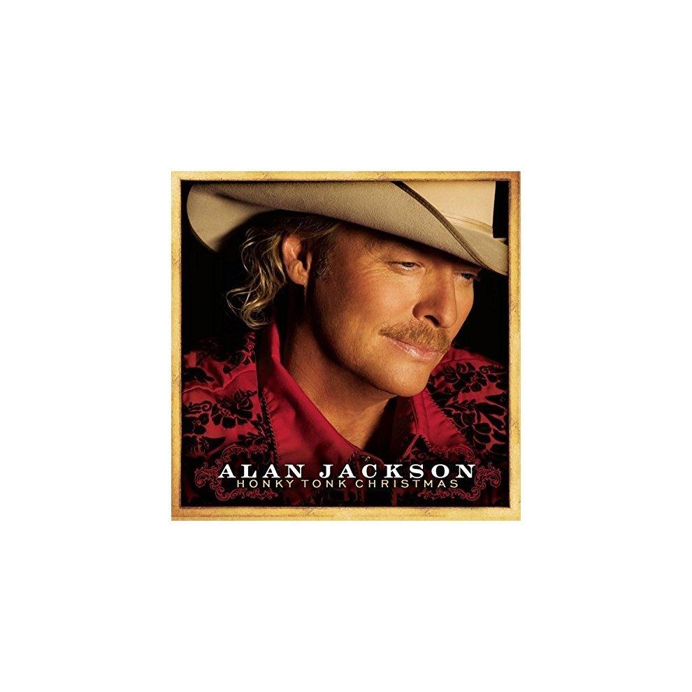 alan jackson honky tonk christmas cd - Alan Jackson Honky Tonk Christmas