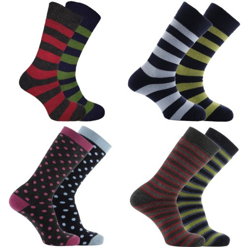 Horizon Unisex Deluxe Merino Outdoor Socks (Pack Of 2)