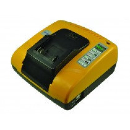 2-Power PTC0019B Indoor battery charger Black, Yellow battery charger