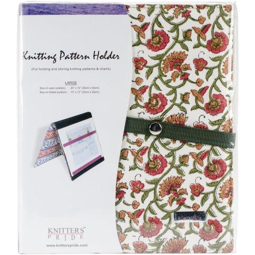 "Knitter's Pride-Fold-Up Knitting Pattern Holder 10""X12""-Aspire Large"