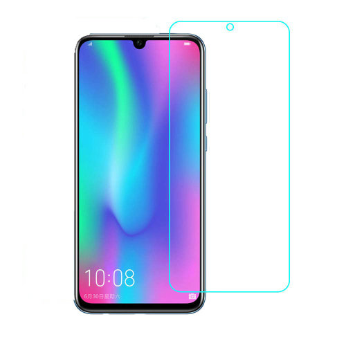 iPro Accessories Honor 10 Lite Tempered Glass, Honor 10 Lite Screen Protector, [Compatible With Honor 10 Lite  Case] [Scratch Proof] [Shatter Proof] [9H Hardness]