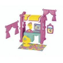 Fisher-Price Dora The Explorer Design and Surprise Furniture Dora's Bedroom