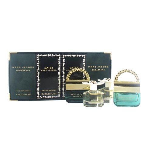 Marc Jacobs Ladies Miniature Gift Set