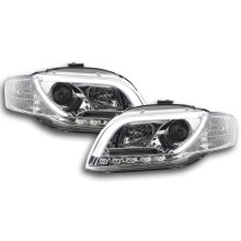Daylight headlight  Set Audi A4 type 8E Year 05-07 chrome