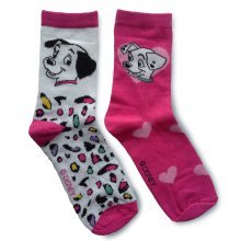 Dalmations Socks - Pack of 2