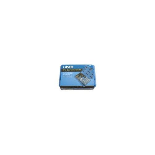 Glow Plug Thread Repair Kit - 31 Piece