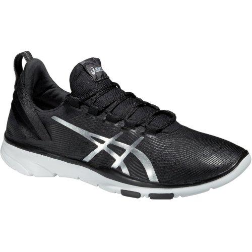Asics Gel Fit Sana 2 S561N-9093 Womens Black fitness shoes