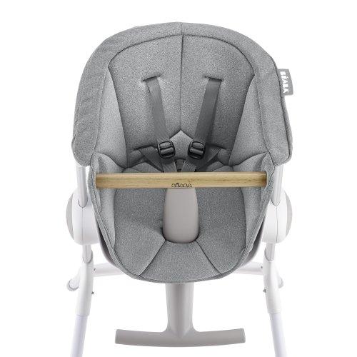 Beaba Up & Down Highchair Insert - Grey