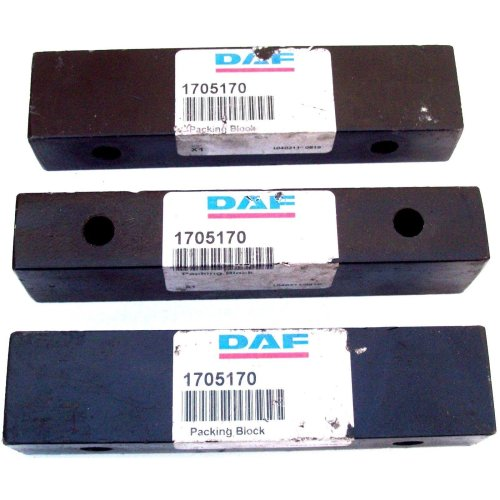 DAF Truck Genuine New Packing Block x 3 1705170