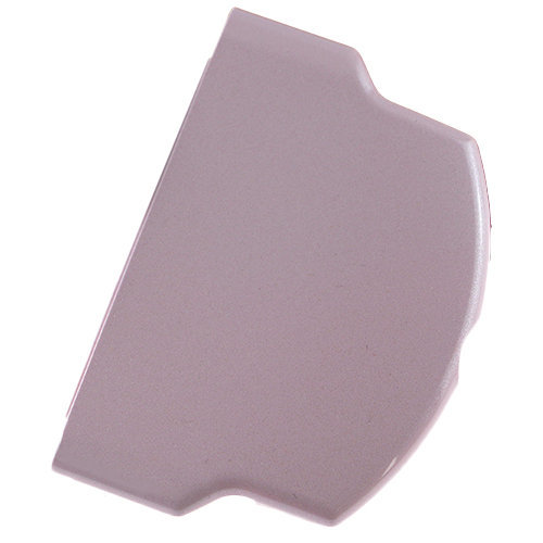 Battery cover for PSP 2000 3000 Slim & Light door case ZedLabz - Pink