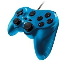 Gioteck VX-3 Wired Controller for PS3 - Blue