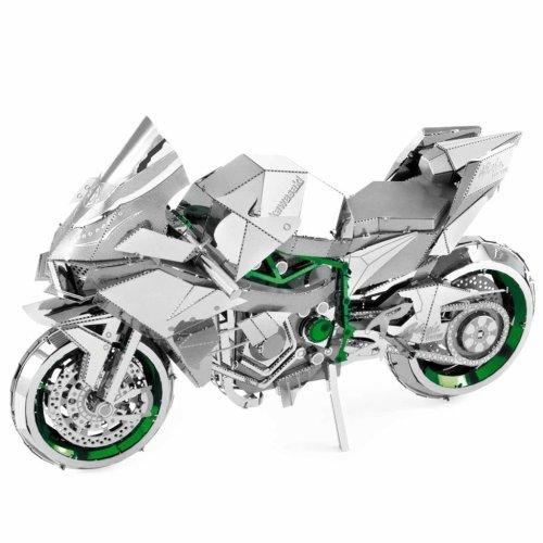 ICONX Laser Cut 3D Model Kit Kawasaki Ninja H2R 575021