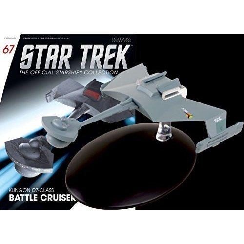 Star Trek Starships Collection Issue 67 - KLINGON D7-CLASS BATTLE CRUISER