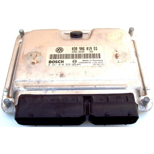 Skoda Superb Classic TD Diesel Saloon Engine ECU 038 906 019 EG 0281010928