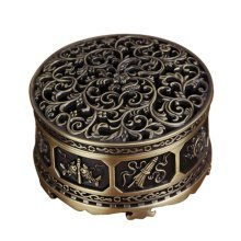 Ornaments Auspicious Sandalwood Incense Burner Stove Vaporizer Tea Room Temple