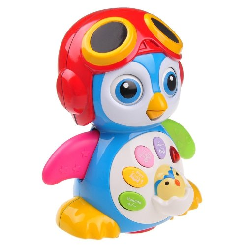 3d503ca4f4 Musical Dancing Penguin Toy For Boys and Girls Kids or Toddlers TG655 –  Features different Modes, lights, Sounds – Fun Storytelling Toy By...