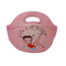 Betty Boop Bubbles Neoprene Bag