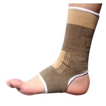 1 Pair Warm Ankle Support Men Women Foot Support Free Size CAMEL