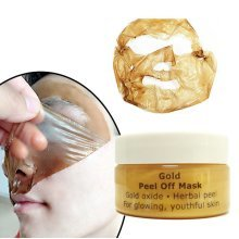 24K Gold Active Peel Off Mask